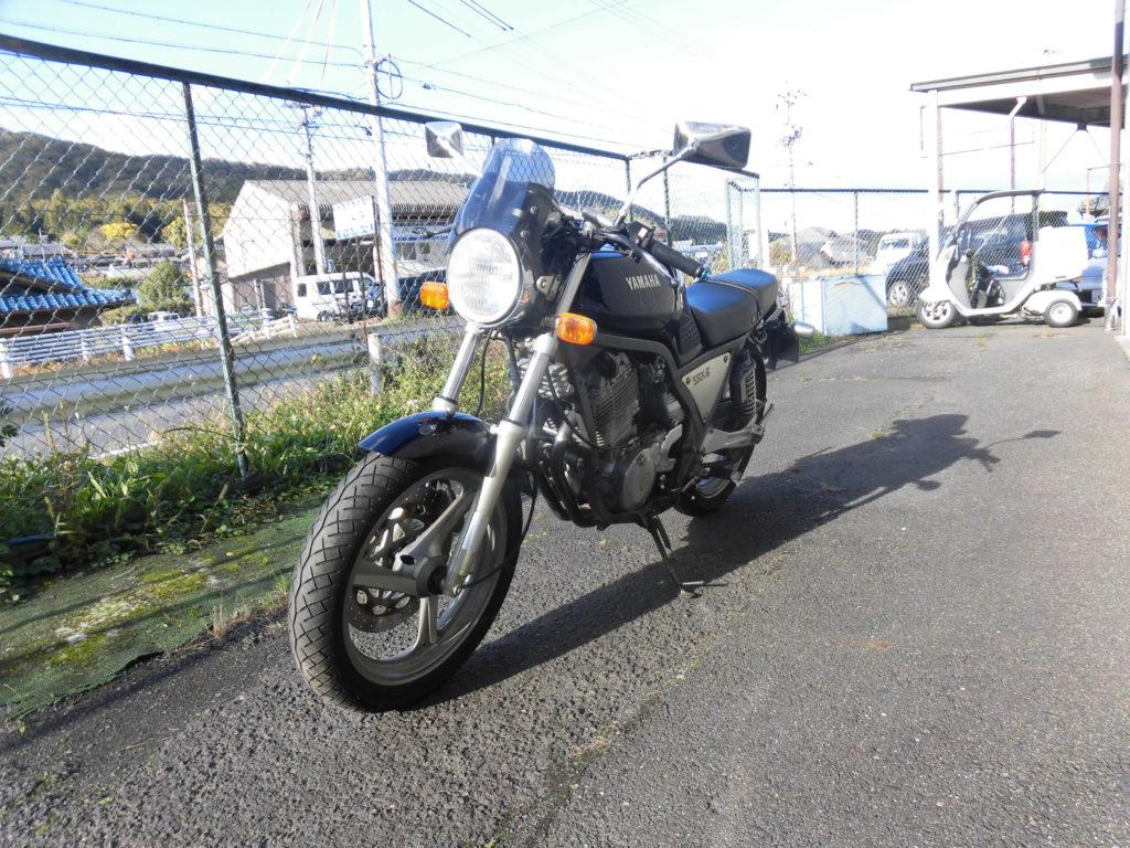 中古 YAMAHA SRX-6 SRX600 2NX 車検令和3年4月まで 2型 フロント17インチモデル