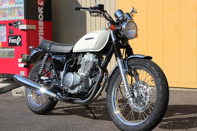 CB400SS 06yモデル